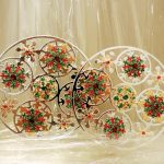 Christmas cluster Card Toppers